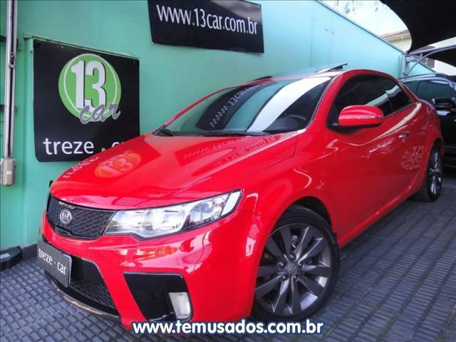 Carro Kia Cerato Koup Vermelho  U00e0 Venda Em Todo O Brasil